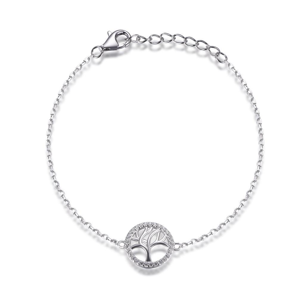 Azure Heaven Tree of Life Bracelet