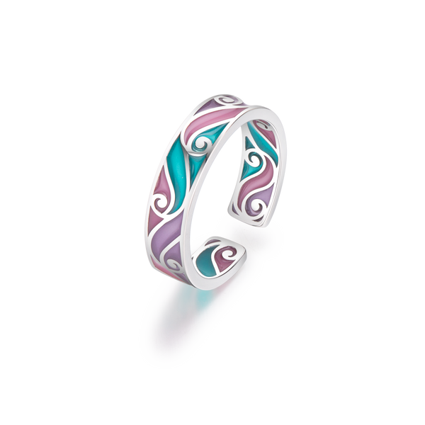 Z Alice Unicorn Ring