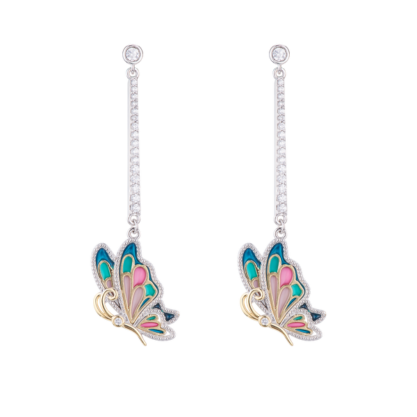 Z Alice Butterfly Earrings