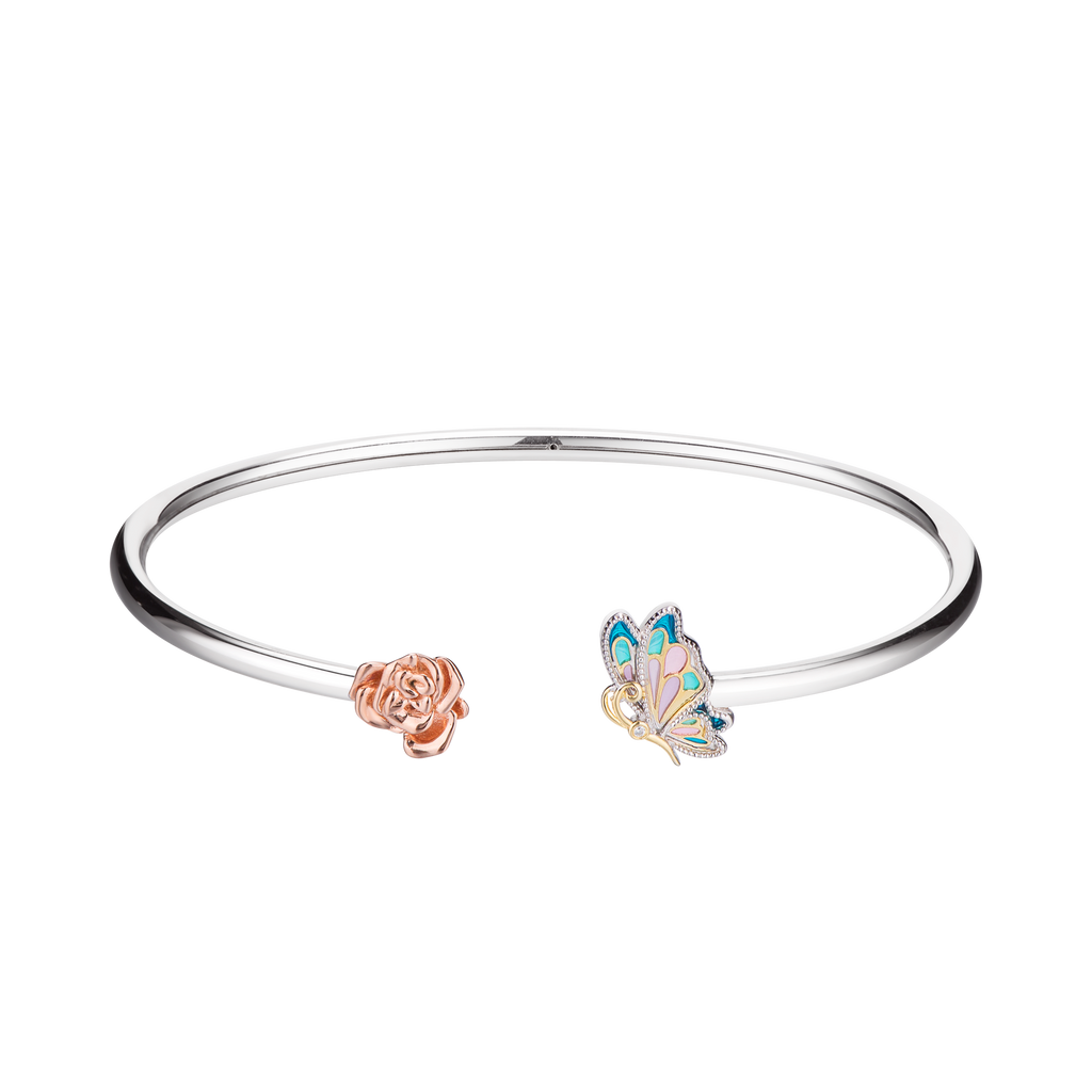 Z Alice simple Butterfly Bracelet - Euro Sparkles