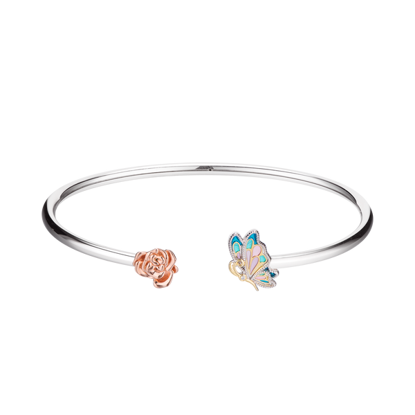 Z Alice simple Butterfly Bracelet