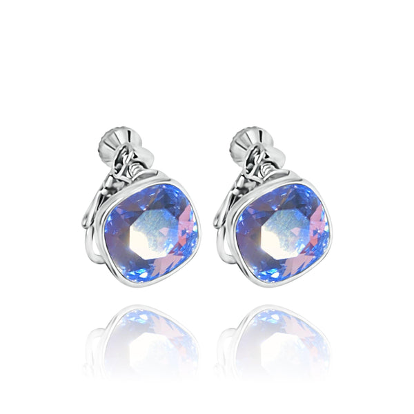 Bella Clip_On Earrings - Euro Sparkles