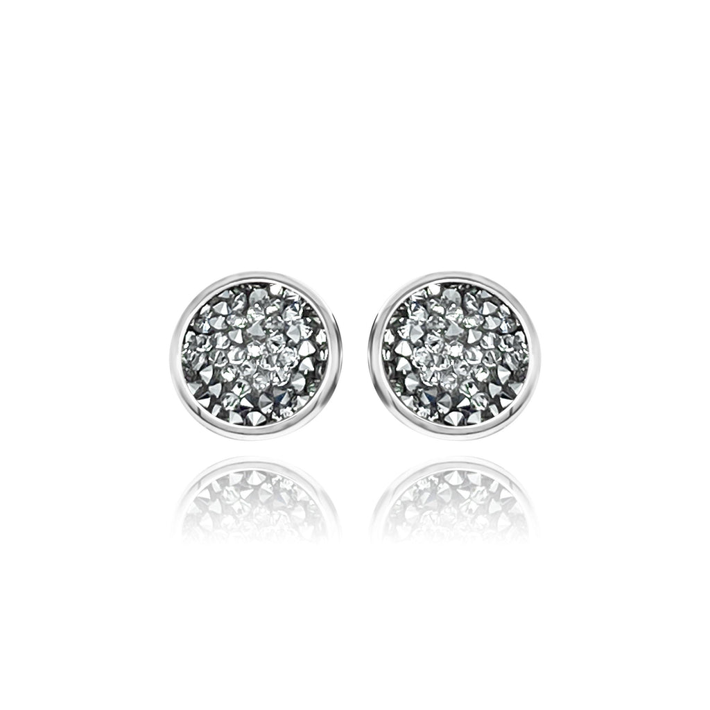 Eclat Stud Earrings - Euro Sparkles