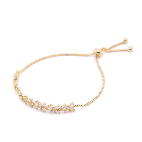 Eleganciy Christy Tennis Bracelet