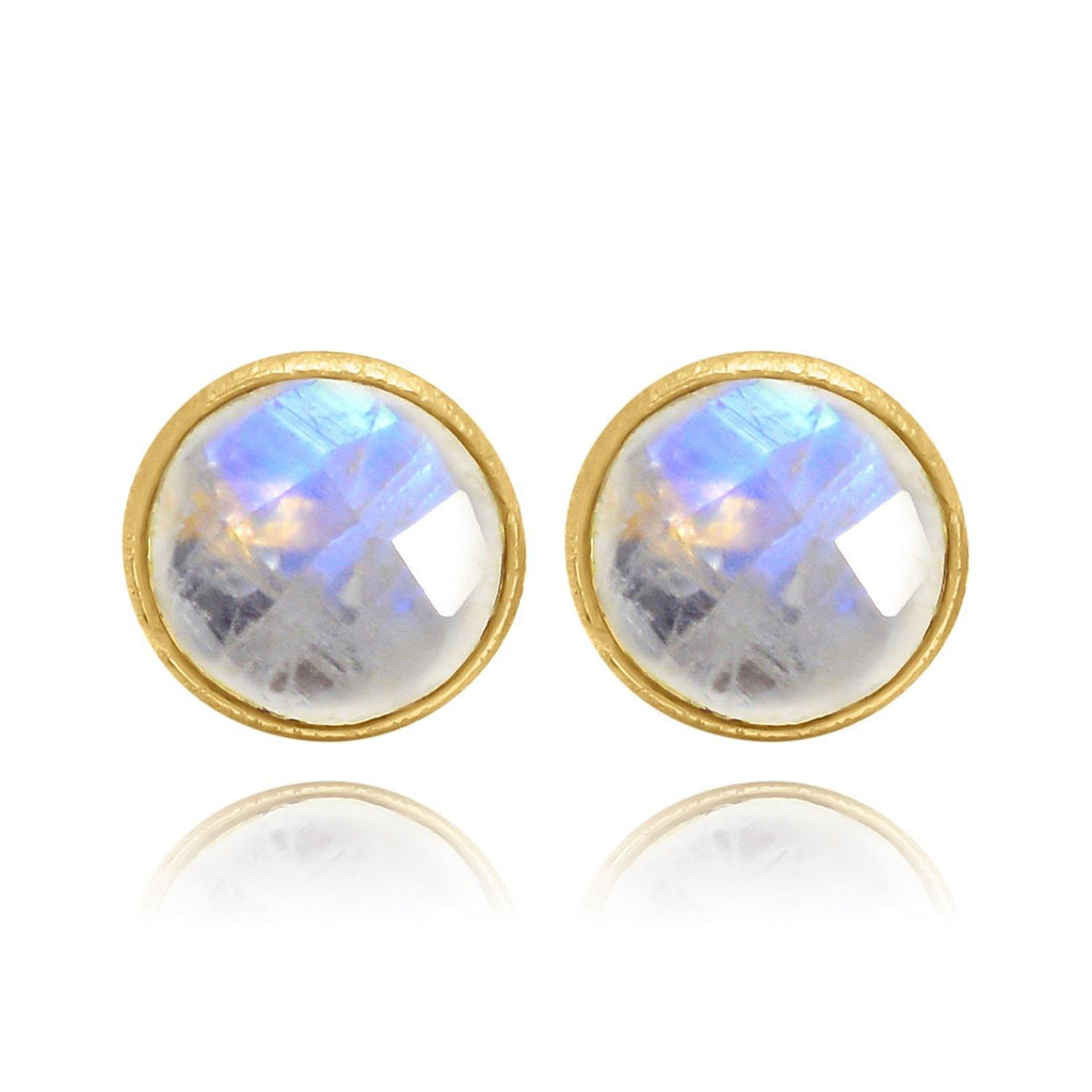 Hidden Treasure Studs Earrings - Euro Sparkles