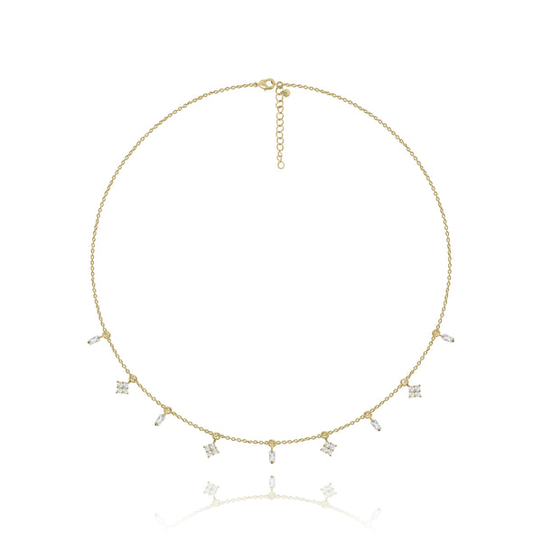 Les Lia Princess choker necklace