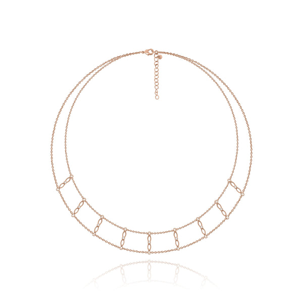 Les Lia Paris Chocker Necklace