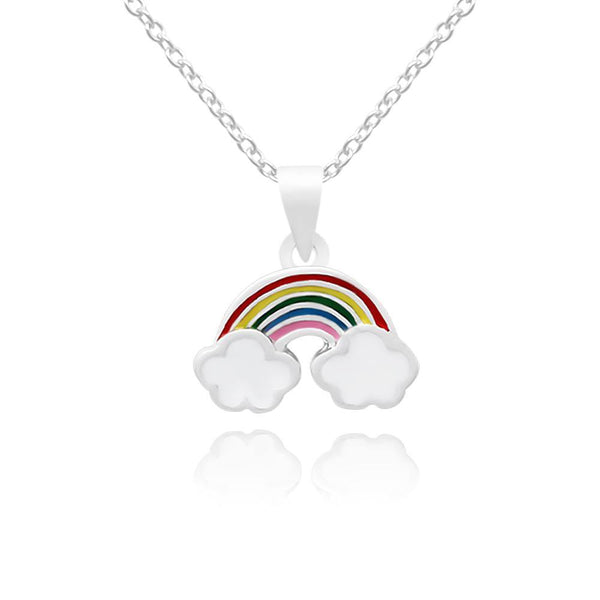 CC Baby Rainbow Necklace - Euro Sparkles