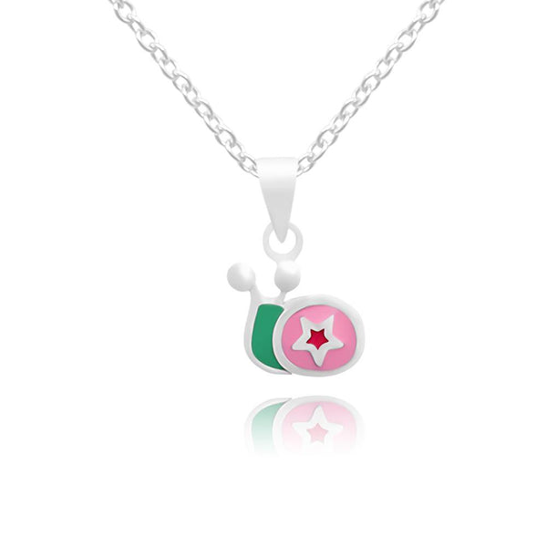 CC Baby Snails Necklace - Euro Sparkles