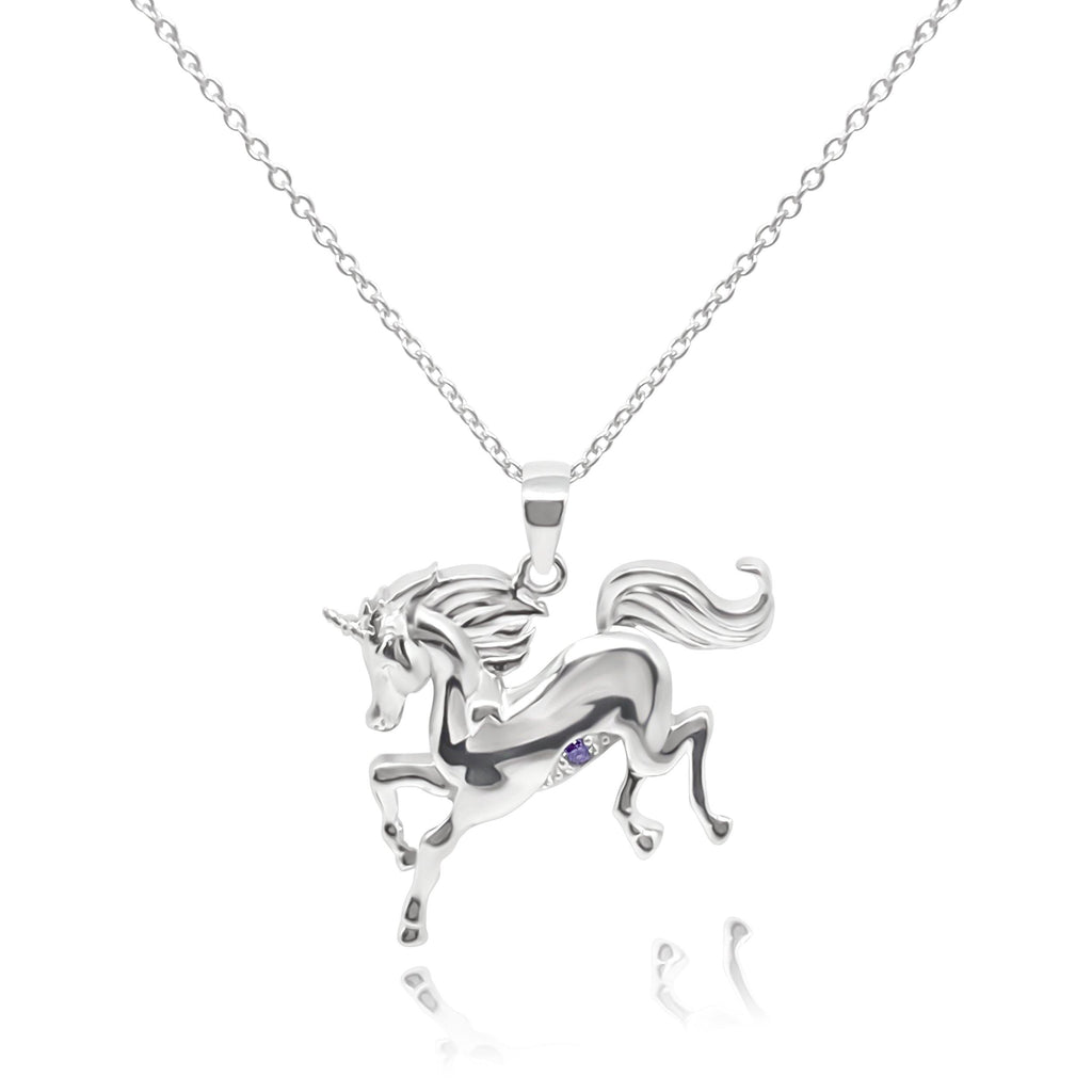 CC Baby Imperial Unicorn Necklace