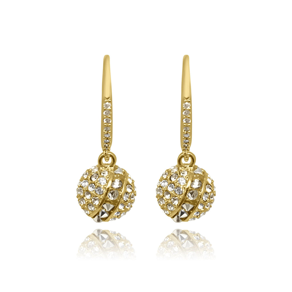 Eclat Hook Earrings - Euro Sparkles