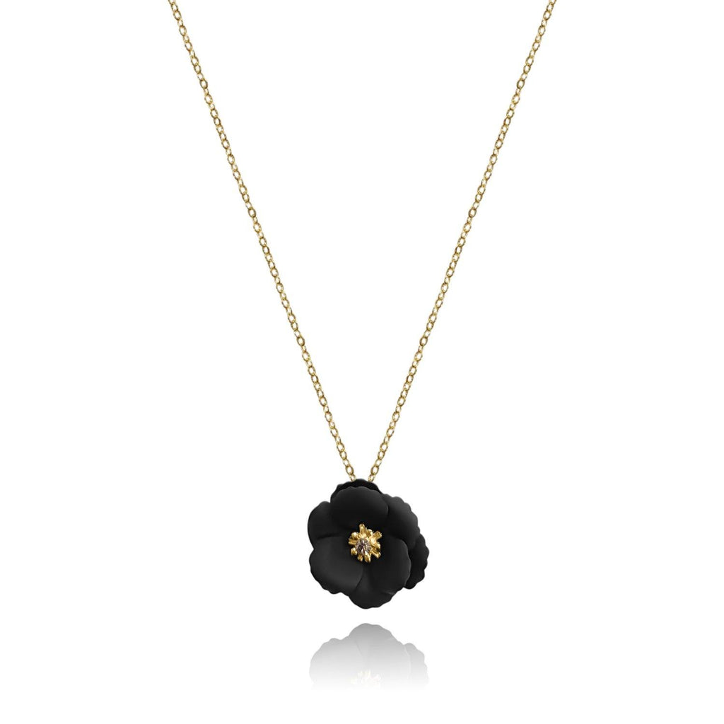 Las Flores Cherry Blossom Necklace