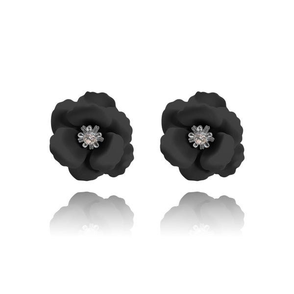 Las Flores Cherry Blossom Stud Earrings