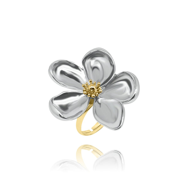 Las Flores Mallow Ring