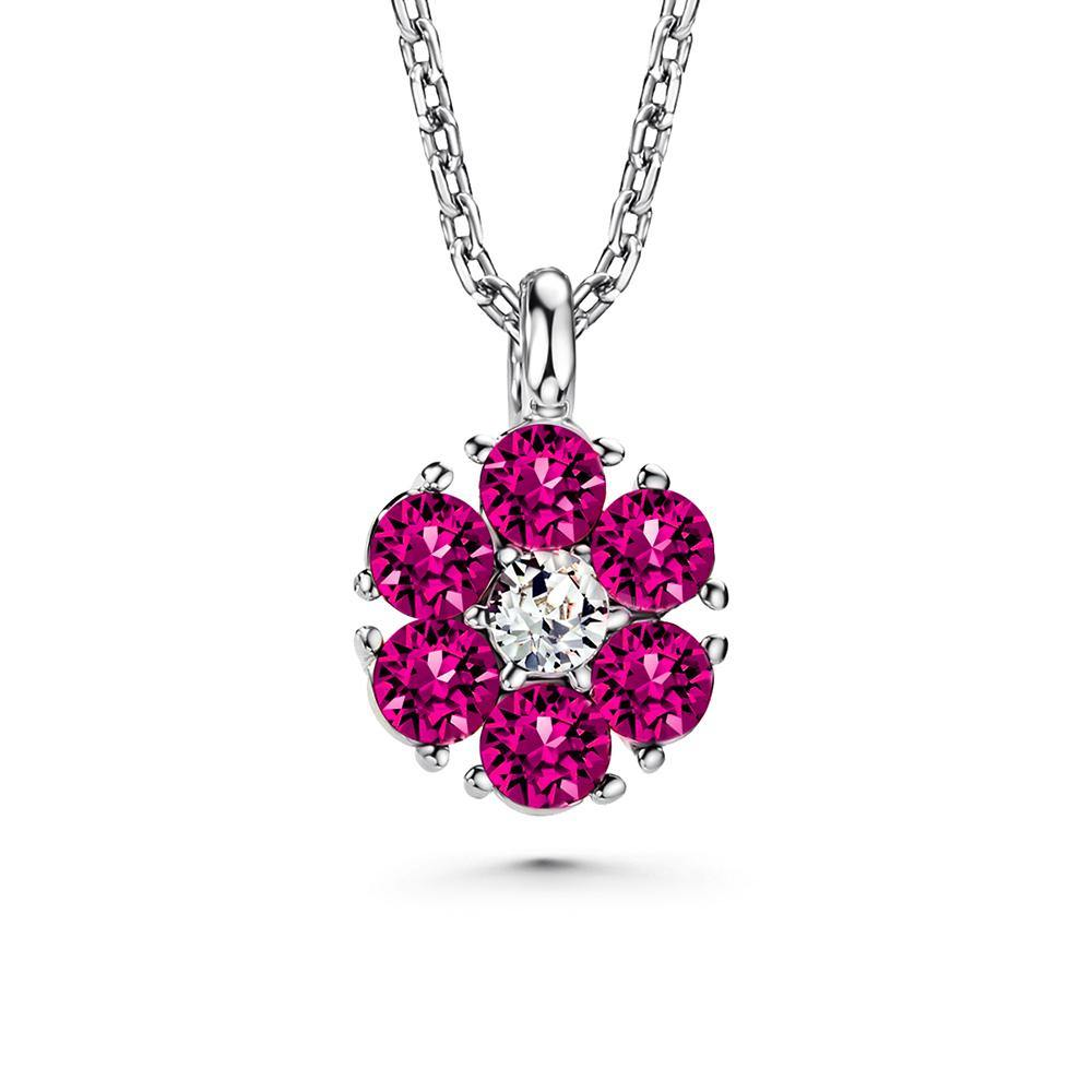 Flower Of Soul Necklace - Euro Sparkles