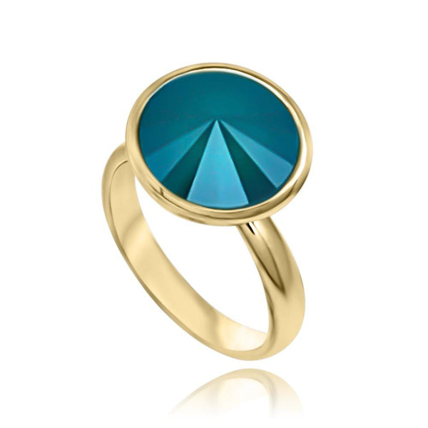 Bella Royal Green Ring