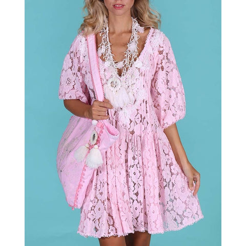 Antica Sartoria Candy Lace Dress