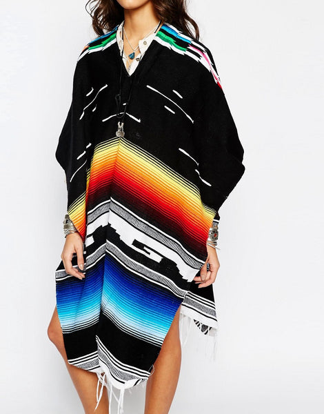 Mexican Vintage Festival Poncho