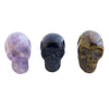 Mini Gemstone Skull