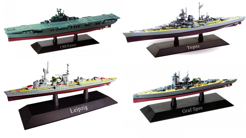 DeAgostini Warships