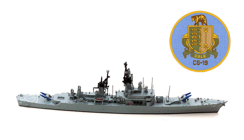 Coming Soon- USS Dale DLG-19