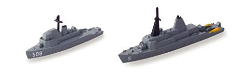 S 860 USS Guardian MCM and USS Acme MSO