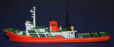 RJ 085A Cape Sable (orange hull)