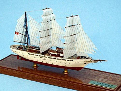 CS 7002VR Sea Cloud II 1/700 scale