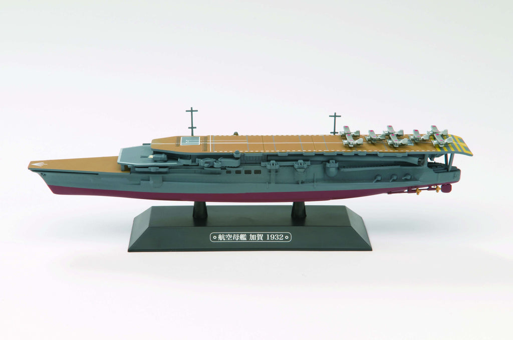 EMGC10 Japanese Aircraft Carrier Kaga 1932