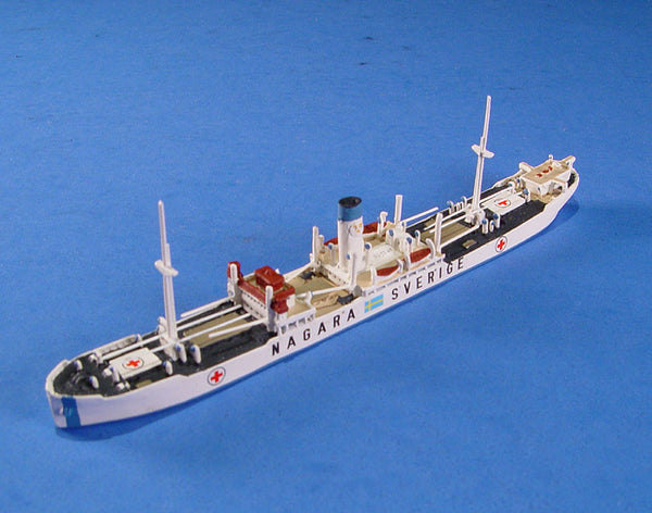 AEGIR 56B Nagara with hospital ship markings