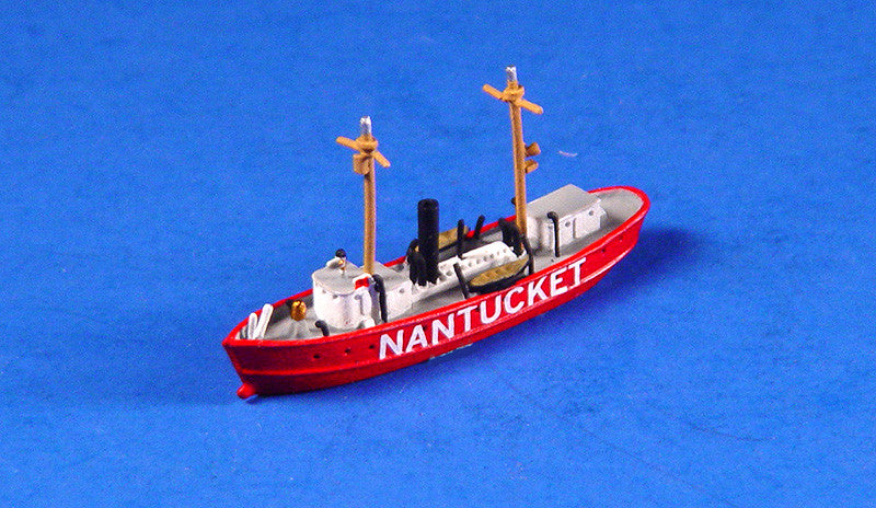 AS 099 Nantucket Lightship
