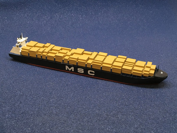 BI 184 MSC New York