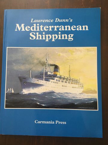 Mediterranean Shipping by Laurence Dunn
