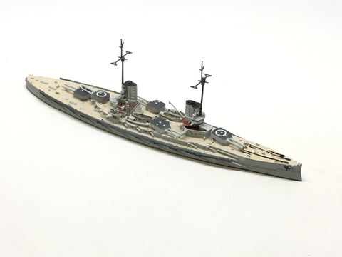 NA 003AS Friedrich der Grosse with painted decks