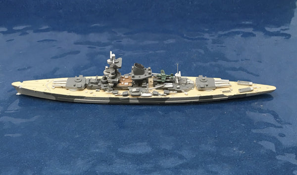 S 115-1 Admiral Scheer camouflage (used)