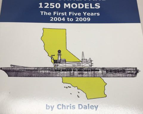 California and 1250 Models: The First Five Years 2004 to 2009