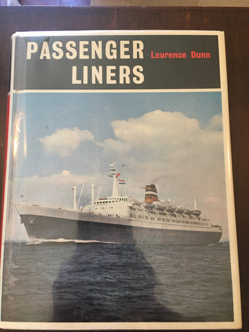Passenger Liners by Laurence Dunn