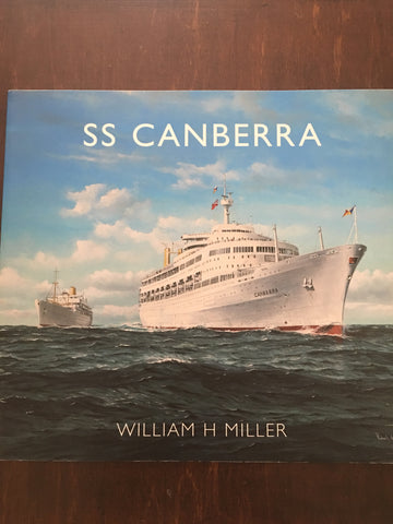SS Canberra by William H. Miller