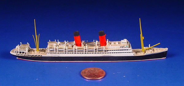 NA 900S Royal George Cunard Colors