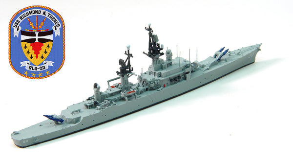 TF 08A USS Richmond K. Turner DLG-20 1964
