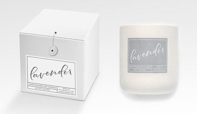 Foxblossom Co. Full-size Candle Suite