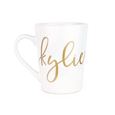 Personalized mug bridesmaid gift