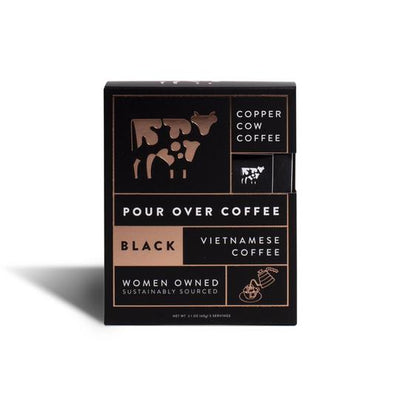 Vietnamese Coffee Pour Over Set | Set of Five