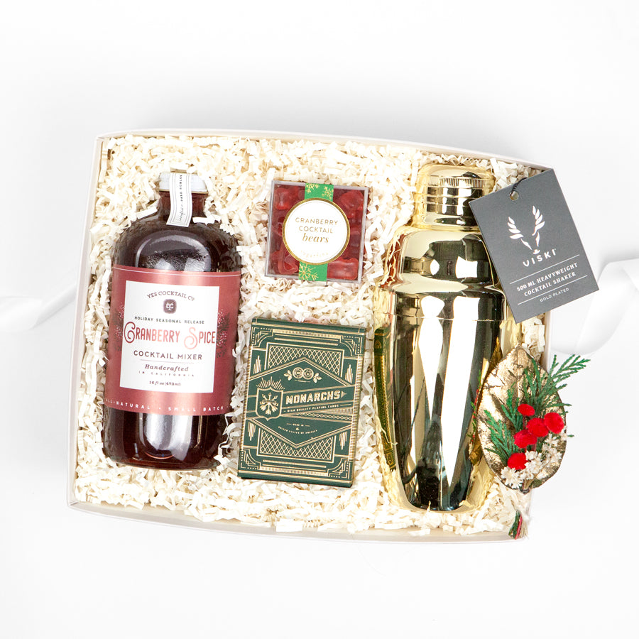 Holiday Happy Hour Gift Box