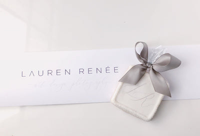 Lauren Renée Designs Custom Client Gift Box