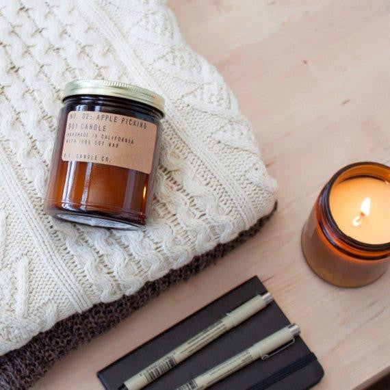Natural Soy Candle | Apple Picking
