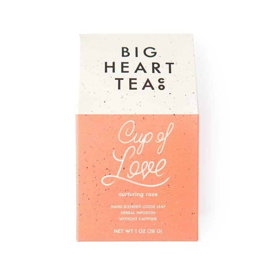 Cup of Love | Sweet Rose Tea