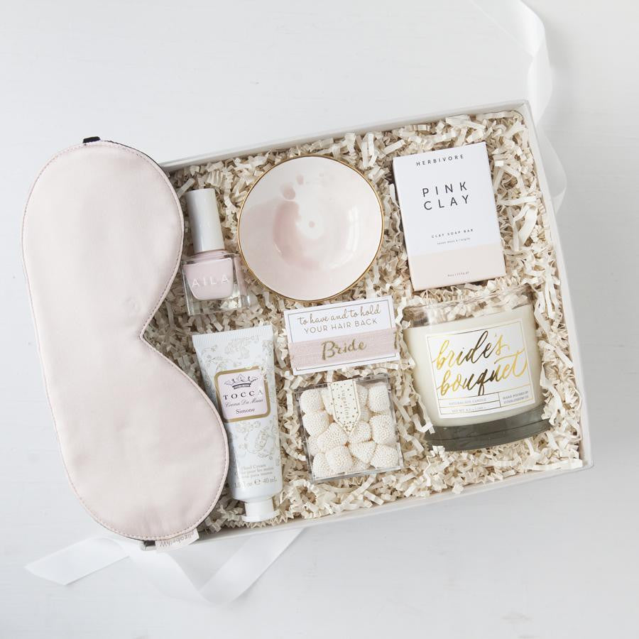 Blushing Bride Gift Box Foxblossom Co