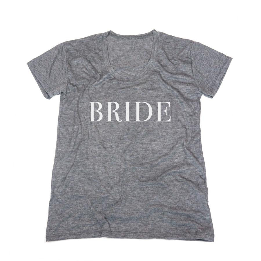 d62c4b878 bride tee, bridal shirts, engagement gifts, bridal shower gift, unique  gifts for