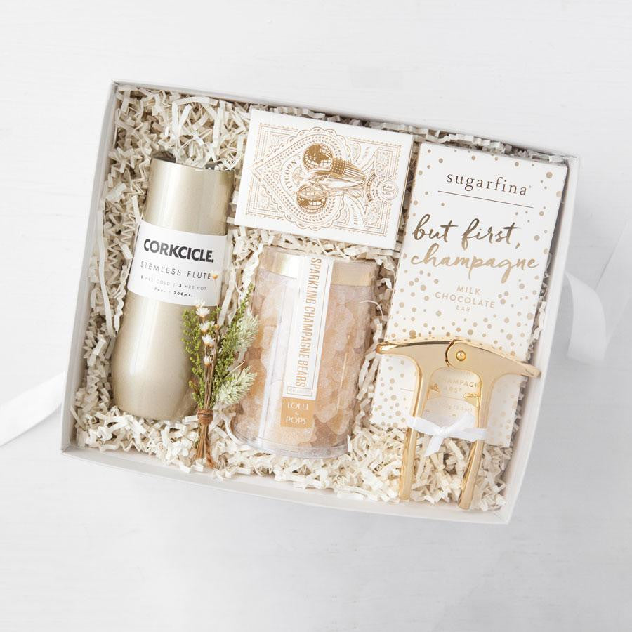 But First, Champagne Gift Box